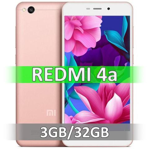 Смартфон Xiaomi Redmi 4A (2-32Gb) Pink