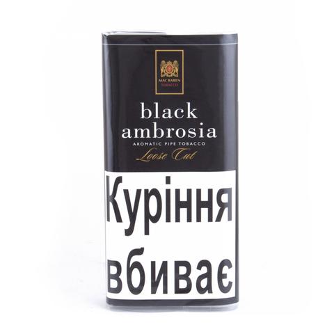 Трубочный табак Mac Baren Black Ambrosia