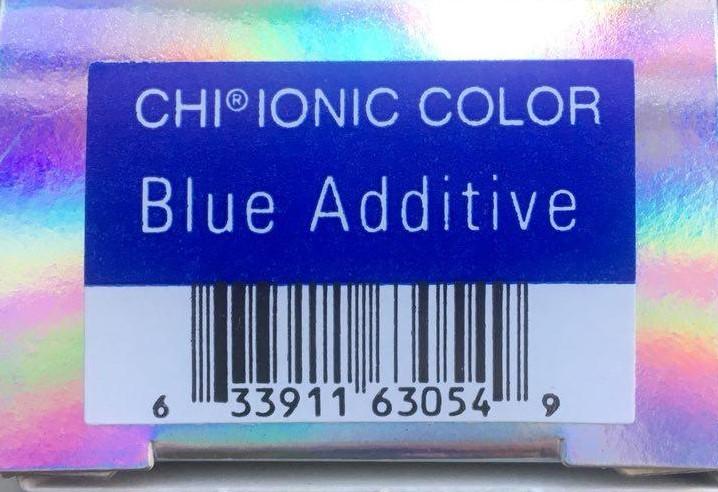 Крем-краска CHI Ионик цв  добавка синяя 85 гр