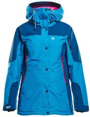 Горнолыжная куртка 8848 Altitude Sienna Jacket Fjord Blue женская