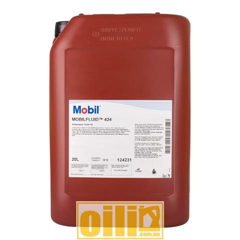 Mobil MOBILFLUID 424 20л