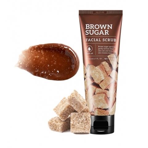 Missha  - Скраб для лица с коричневым сахаром, 120 мл