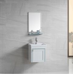 Комплект мебели для ванны River AMALIA 405 BU голубой