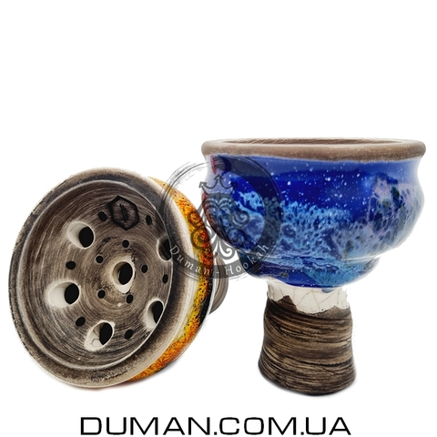 Чаша Kolos Celeste (Колос) |Cosmos Blue