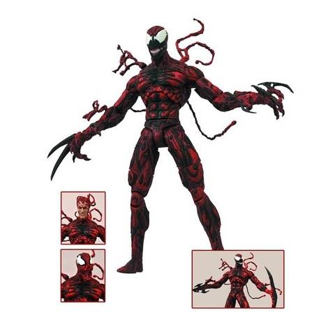 Марвел Селект фигурка Карнаж — Marvel Select Carnage