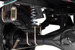 Грузовой электрический трицикл D3 с тентом
