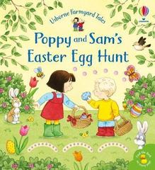 Poppy and Sam's Easter Egg Hunt