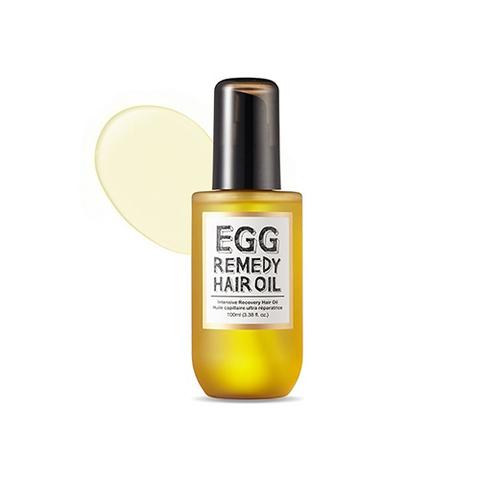 Лечение для волос too cool for school Egg Remedy Hair Oil 100ml