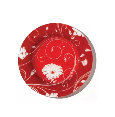 Тарелка Pasabahce Red Garden 22см 10335