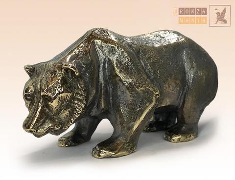 статуэтка Медведь Франкфуртский