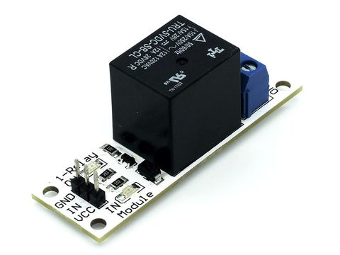 Модуль реле 1-канальный, SmartElements
