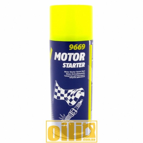 Mannol 9669 MOTOR STARTER 450ml