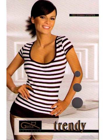 Блузка Tee Donna Stripes Gatta