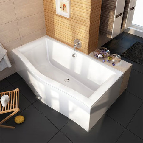Ванна акриловая Ravak Magnolia 170x75 C501000000