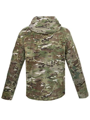 Куртка флисовая «ДОЗОРНЫЙ-2» с мембраной (мультикам)