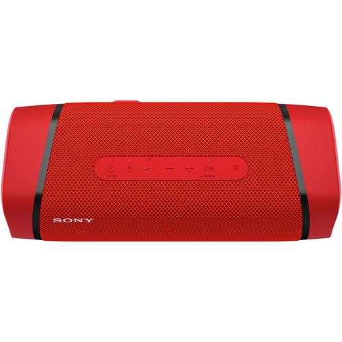Sony SRS-XB33R красного цвета купить в Sony Centre Воронеж
