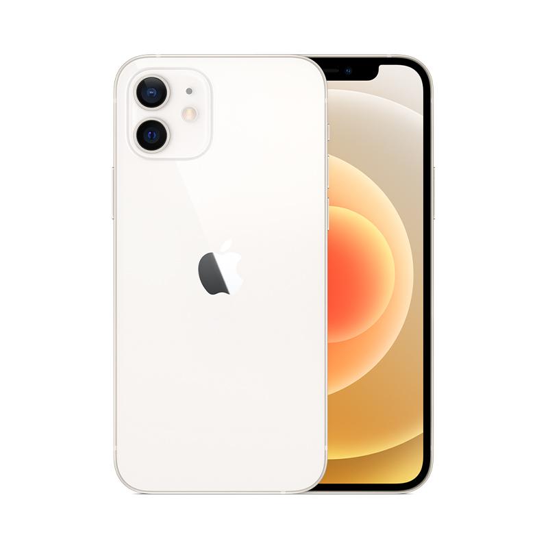 iPhone 12, 128 ГБ, белый