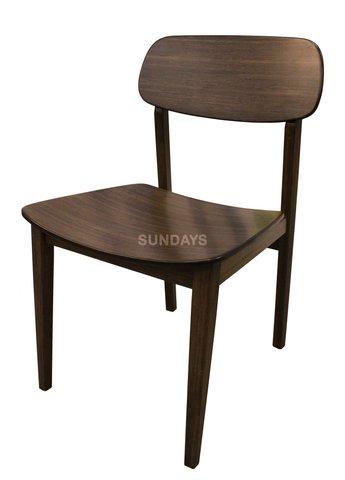 Обеденный стул Greenington CURRANTE G-0023-BL бамбук, черный орех