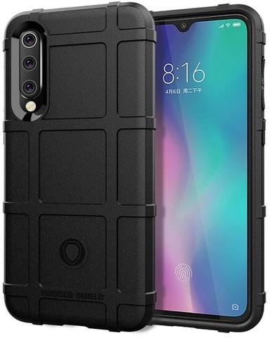 Чехол Xiaomi Mi 9 SE цвет Black (черный), серия Armor, Caseport
