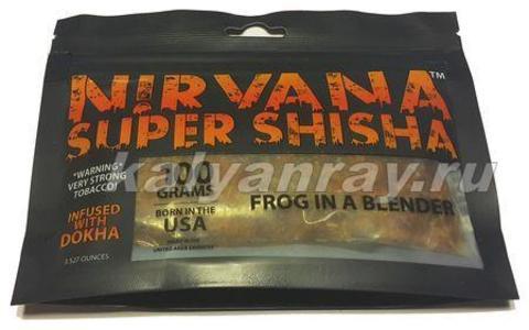 Nirvana Frog In A Blender