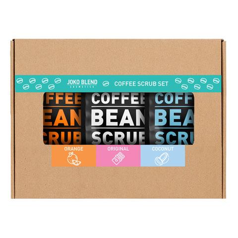 Набор Coffee Body Scrub Joko Blend Set of 3 (1)