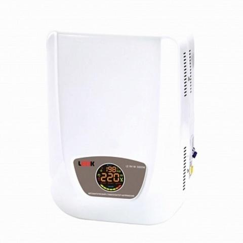 Стабилизатор напряжения LE S W 10000W (настенный) 150-260V