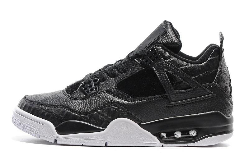f82ea215 Air Jordan 4 Retro Black купить в баскетбольном магазине Basketroom.ru