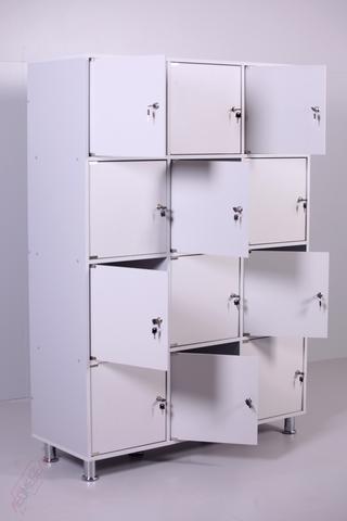 К-03 Камера хранения с 12-ю ячейками (сумочница)