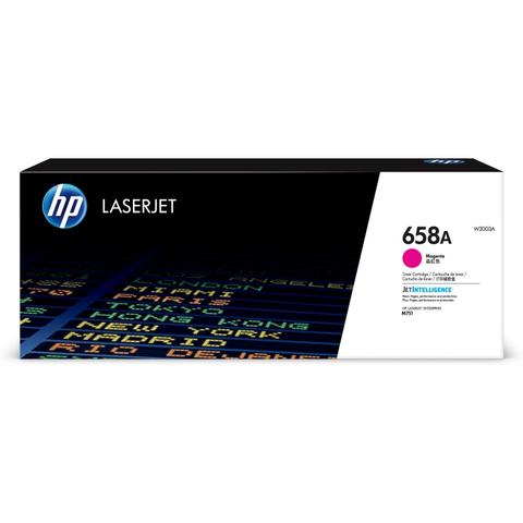 Картридж HP 658A пурпурный (W2003A)