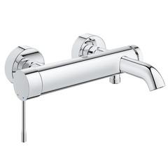 Смеситель для ванны однорычажный Grohe Essence New 33624001 фото