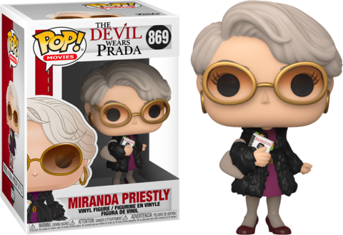 Фигурка Funko Pop! Movies: The Devil Wears Prada - Miranda Priestly
