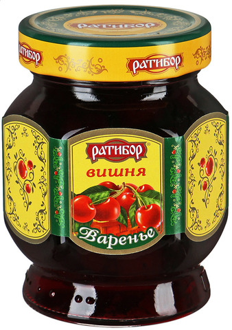 "Варенье ""Ратибор"" вишнёвое 400 г"