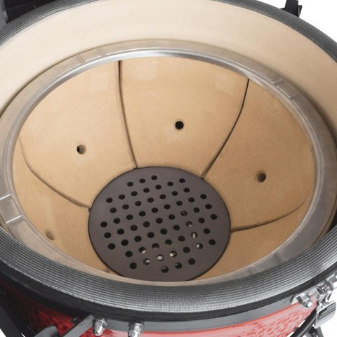 Керамический гриль Big Joe II Stand-Alone 61 см
