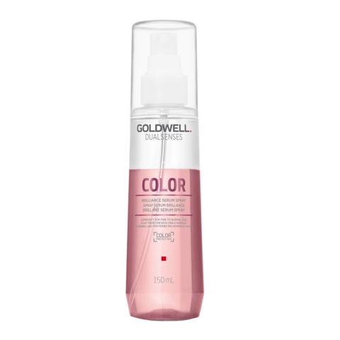 Сыворотка-спрей для блеска окрашенных волос, Goldwell Dualsenses Color Brilliance Serum Spray, 150 мл.
