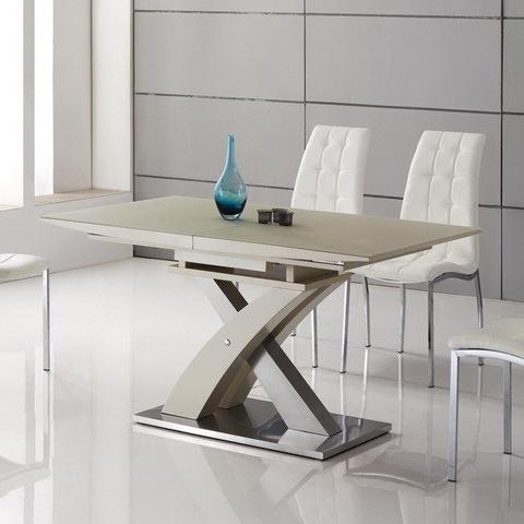 Стол ESFHT-2122, стулья  ESF365 белый