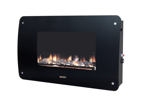 Газовый камин H5 Wall 4 LCD S 5 kw (MIRA HEATING)