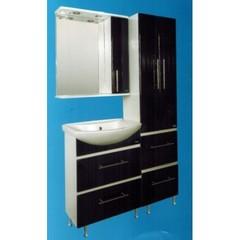 Мебель для ванной комнаты Грация черный