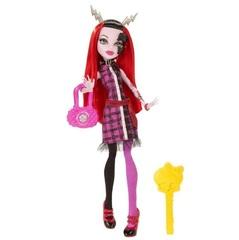 Mattel Monster High Кукла Оперетта из коллекции «Монстрические мутации» (CBP37)