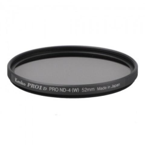Нейтрально-серый фильтр Kenko Pro 1D ND4 W на 72mm