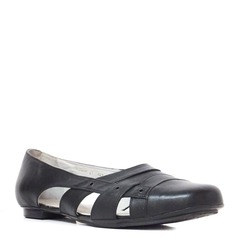 357249 туфли женские больших размеров марки Делфино