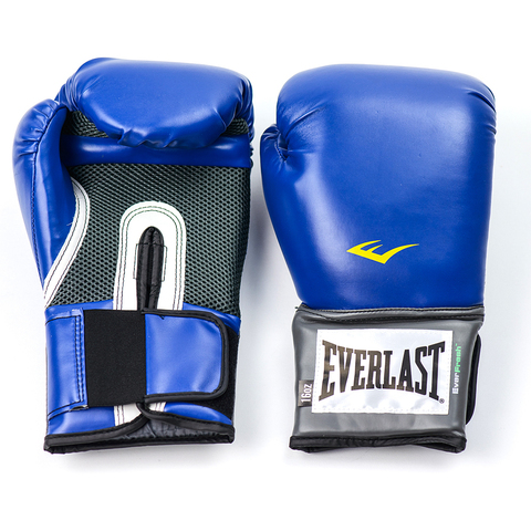 Перчатки боксерские Pro Style Anti-MB Everlast синие