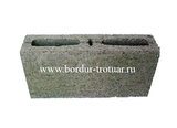 Блок бетонный перегородочный пустотелый