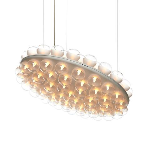 Подвесной светильник копия Prop Light round double by Moooi