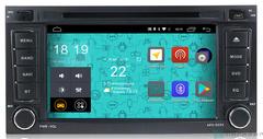 Штатная магнитола 4G/LTE с DVD для Volkswagen Touareg 03-12 Android 7.1.1 Parafar PF042D