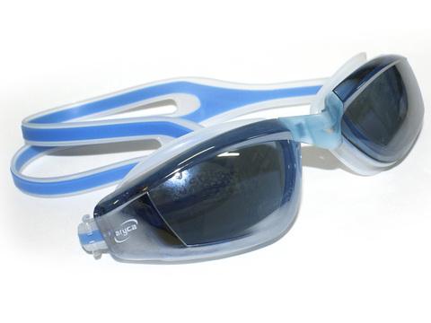 Очки для плавания, анатомическая форма линз,материал оправы - силикон,зеркальные линзы с защитой от UV-лучей, антизапотевающее покрытие, ремешок с автоматической системой регулирования  , беруши в комплекте. Пластиковая упаковка :(WG51А):
