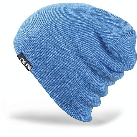 Длинные шапки Шапка-бини вязаная Dakine Rooney Blue 41.jpg