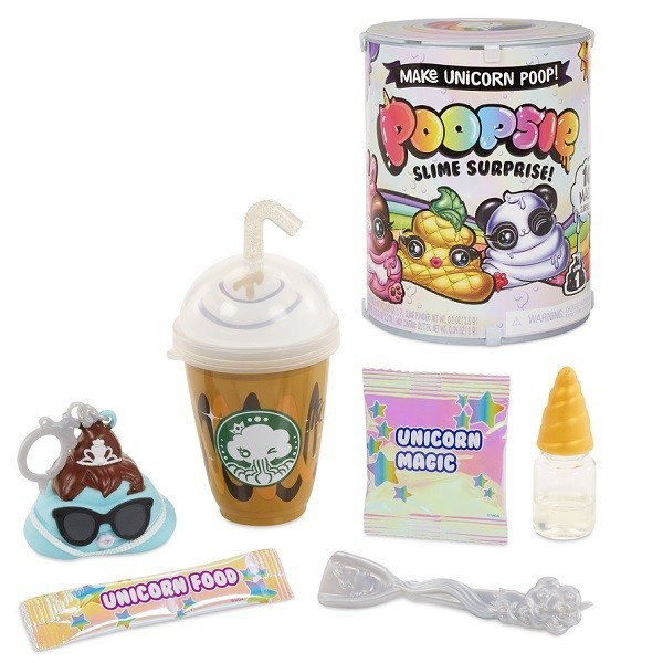 Игровой набор-слайм Poopsie Slime Surprise 1 серия от MGA Entertainment