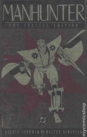 Manhunter: The Special Edition TPB