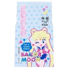 Ручка FriXion Ball 3 UEF (Sailor Moon 25th anniversary - BSM SD)