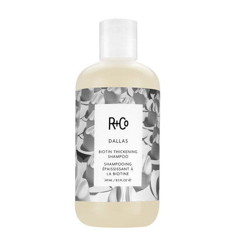 R+Co Шампунь с биотином для объема даллас Dallas Biotin Thickening Shampoo